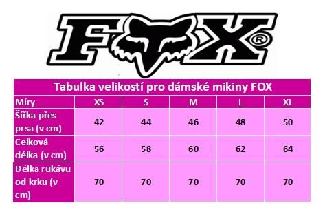 Dámské oblečení | Dámská mikina FOX Super Fox | SUSCHARNA.CZ