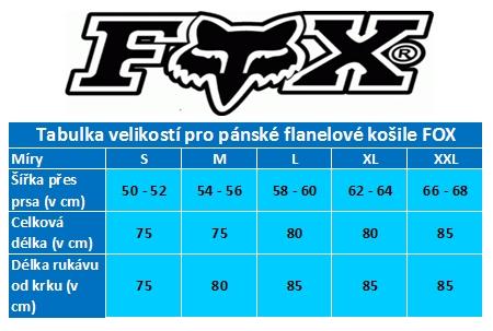 Pánské oblečení | pánská košile fox lloyd plaid | suscharna.cz