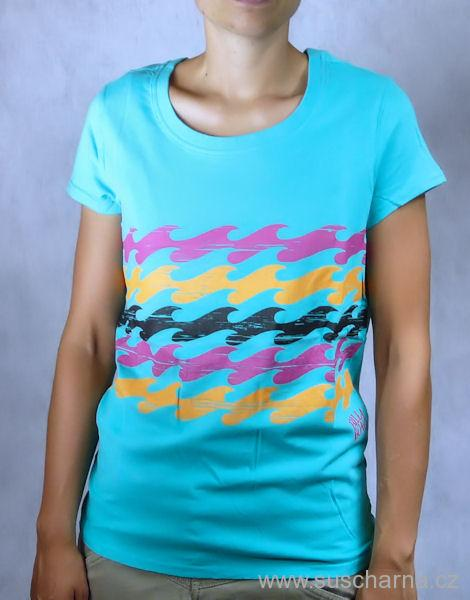 Dámské tričko Billabong Emil  d9b668ca37