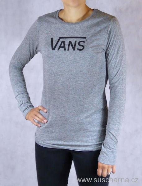 df8692210a4 Dámské triko VANS Allegiance