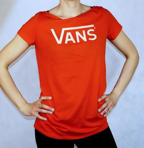 25ba8d8237a Dámské tričko VANS Allegiance