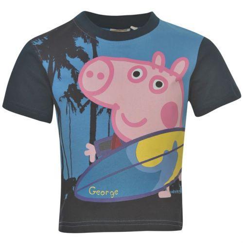 Chlapecké tričko Prasátko Peppa George