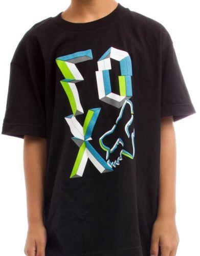 Chlapecké tričko FOX Diamond