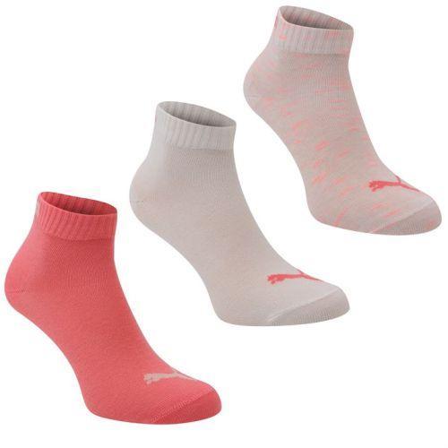 Ponožky PUMA Quarter - 3 páry 36af4bb205