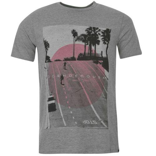 Pánské tričko DC SHOES Downhill