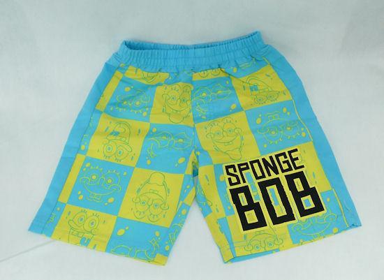 Chlapecké šortky SPONGEBOB Board