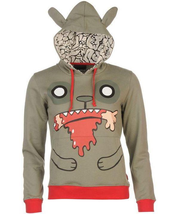 Dámská mikina COSMIC Bunny Zombie