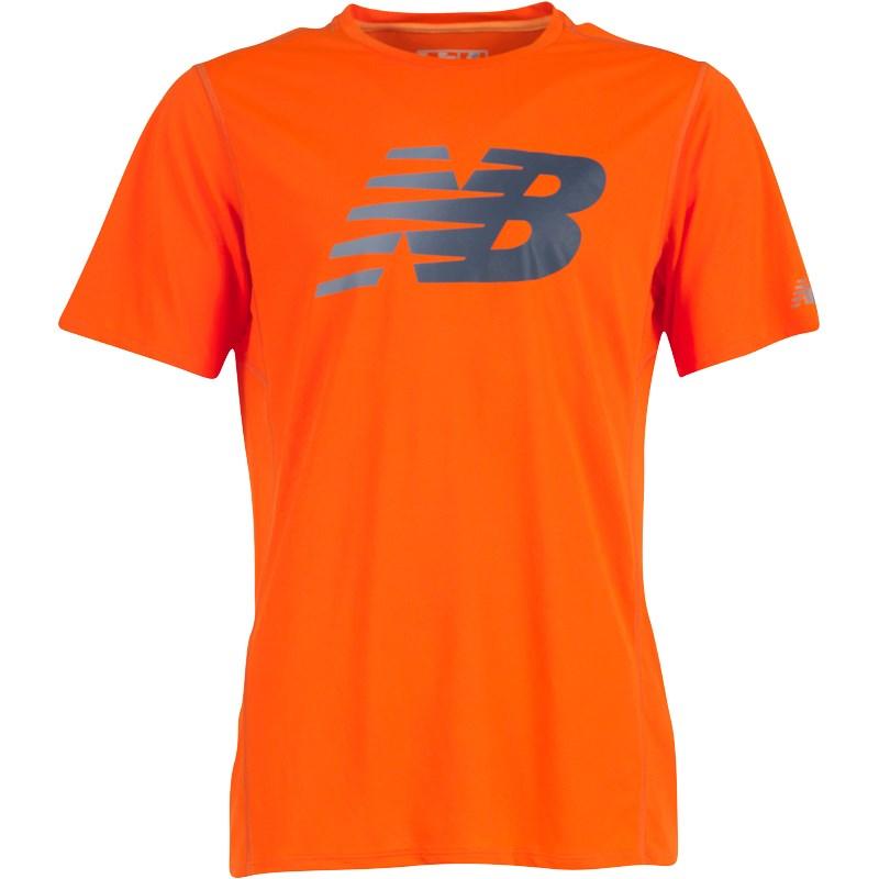 Akce. Pánské tričko NEW BALANCE Accelerate d7da0ad4d2