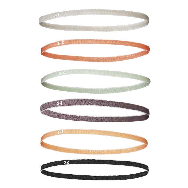 Sportovní čelenka UNDER ARMOUR headband - 6kusů  77f8302904