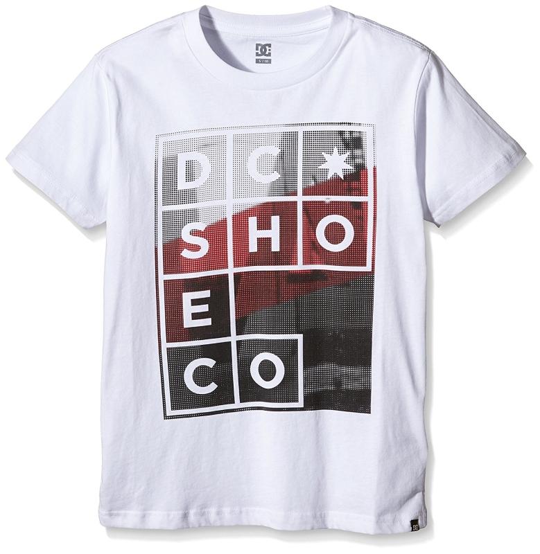 Chlapecké tričko DC SHOES La Panel  1f3bf2f67b