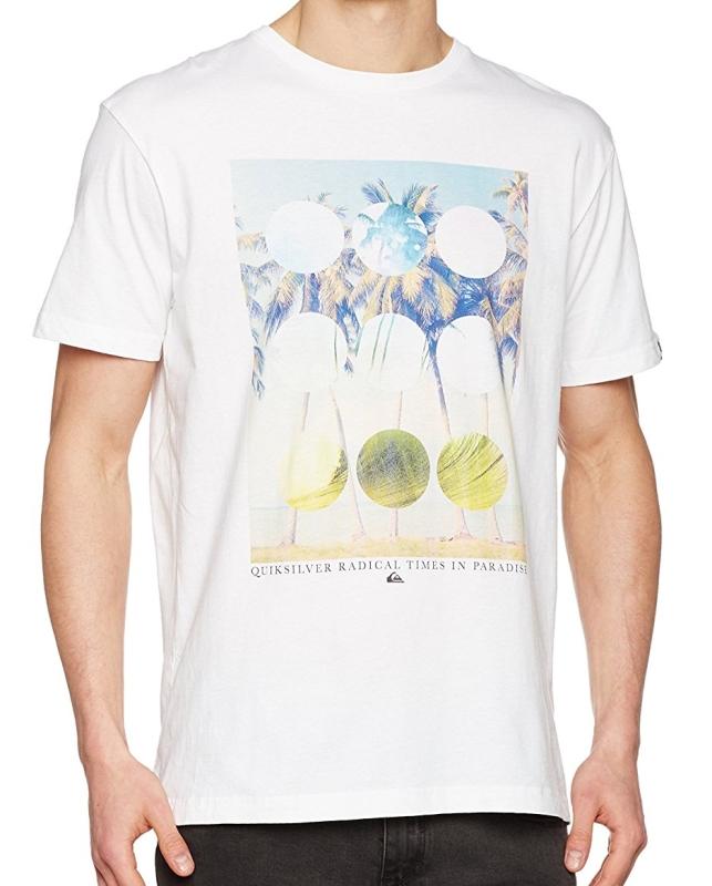 99de86f570 Pánské tričko QUIKSILVER Lost Paradise