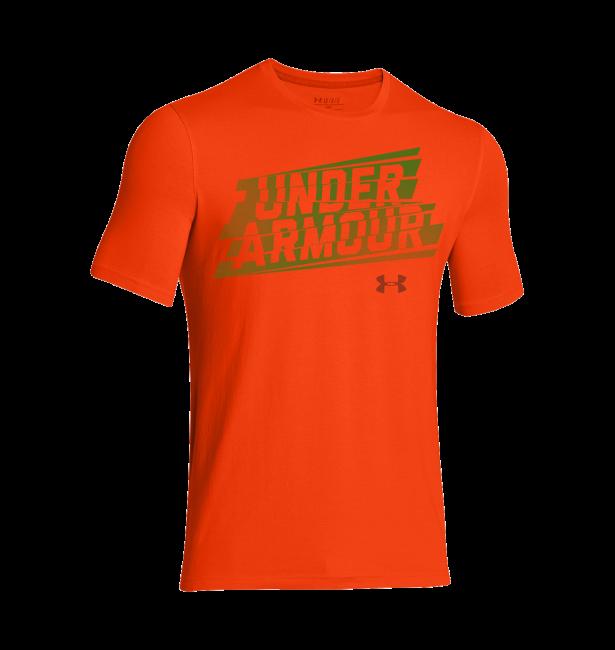 Chlapecké tričko UNDER ARMOUR Linear