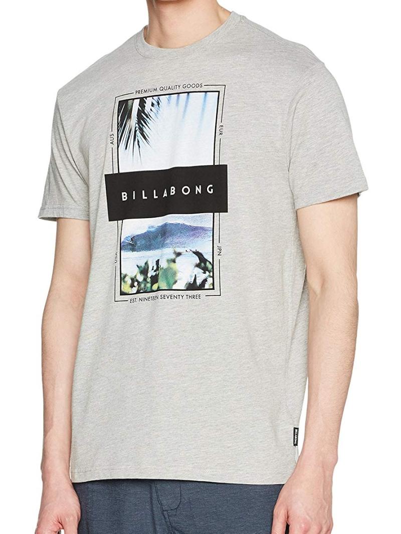 Pánské tričko BILLABONG Locked In  b1a1684458