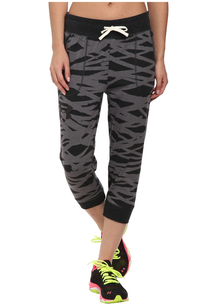 Dámské capri UNDER ARMOUR Triblend Leggings