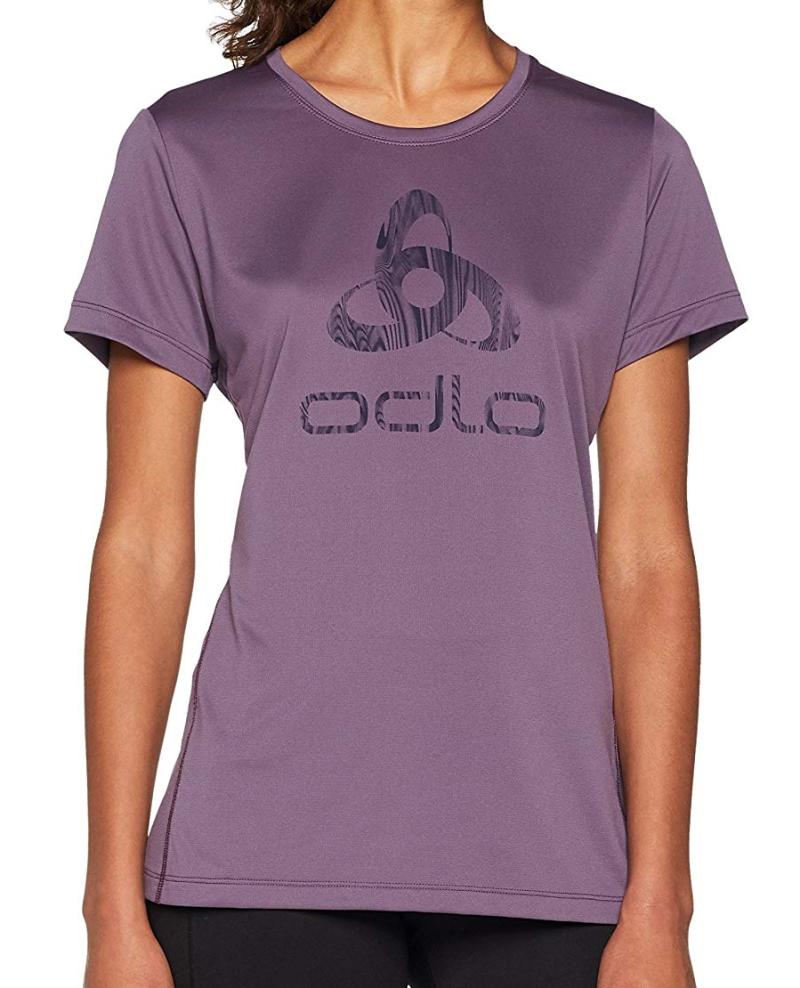 b0a02396c5d Dámské tričko ODLO Core Light Print
