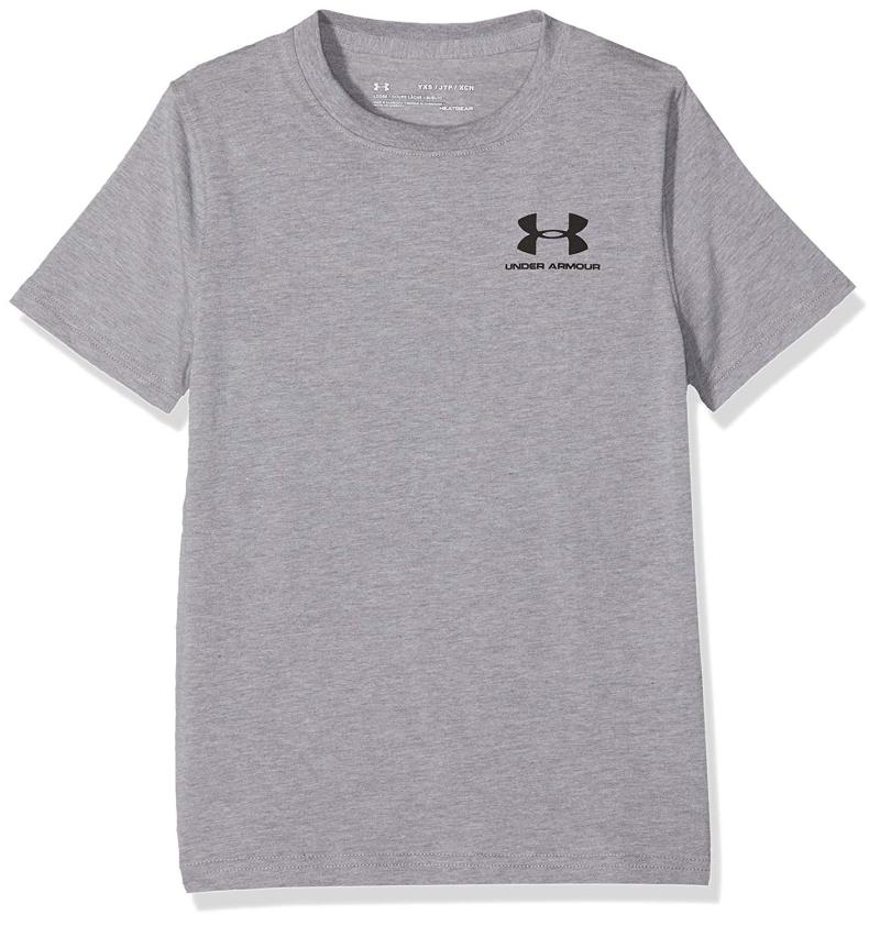Chlapecké tričko UNDER ARMOUR Cotton  8adad4504e