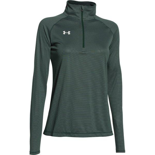 Dámská mikina UNDER ARMOUR Stripe Tech 1 4 Zip  52e2e743d9b
