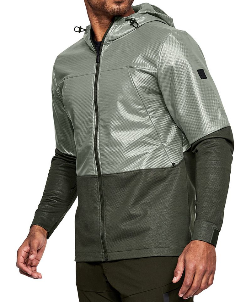 35d6d12bf9c3 Pánská bunda UNDER ARMOUR Hybrid Windbreaker Jacket