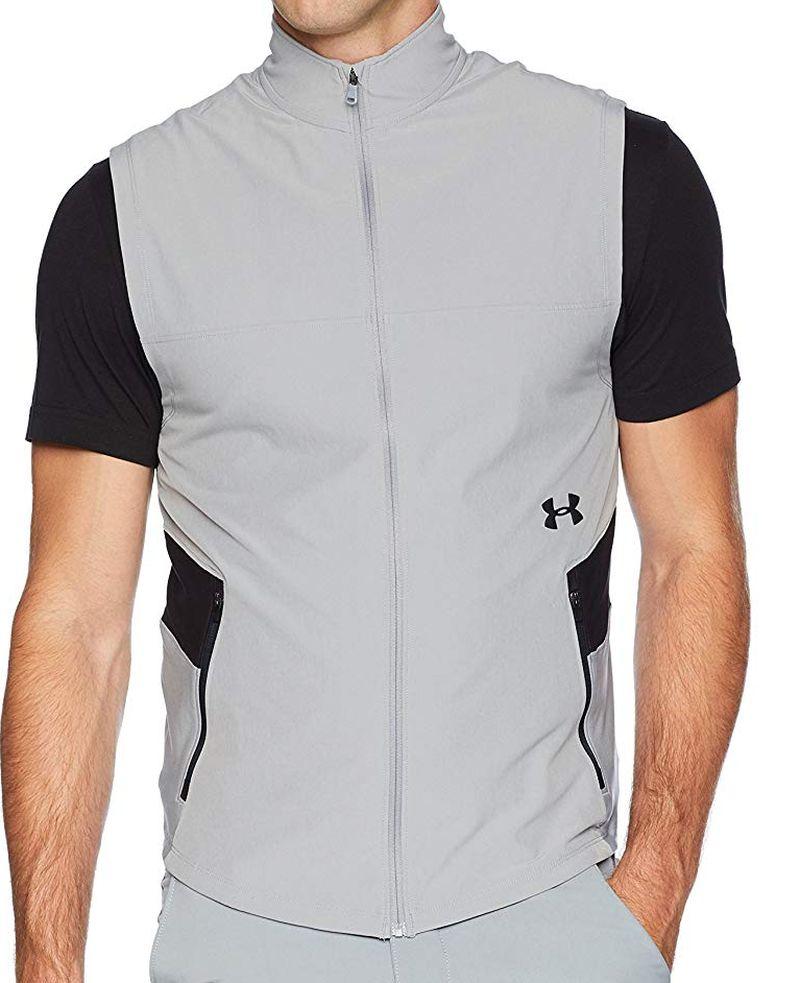 Pánská vesta UNDER ARMOUR Vanish Hybrid Vest