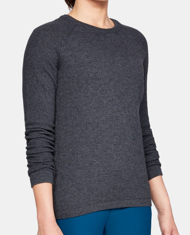 Dámský svetr UNDER ARMOUR Threadborne Crew Sweatshirt