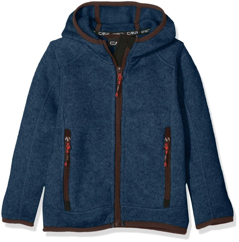 Dětská mikina CMP Fleece Knit Tech Jacket