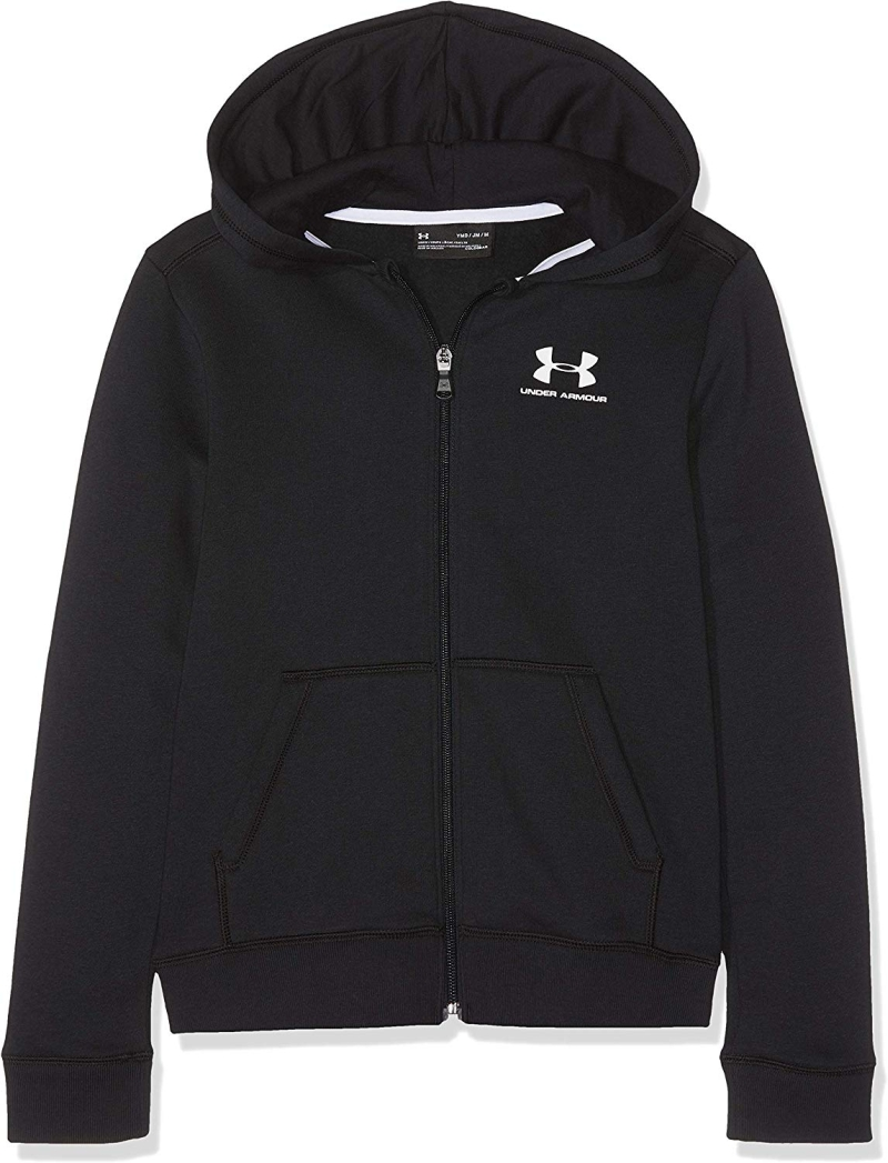 Dětská mikina UNDER ARMOUR Cotton Fleece Full Zip Hoodie