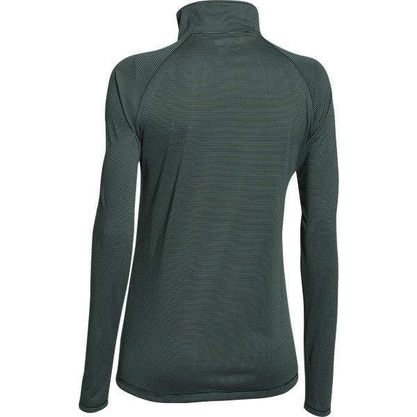 Dámská mikina UNDER ARMOUR Stripe Tech 1/4 Zip