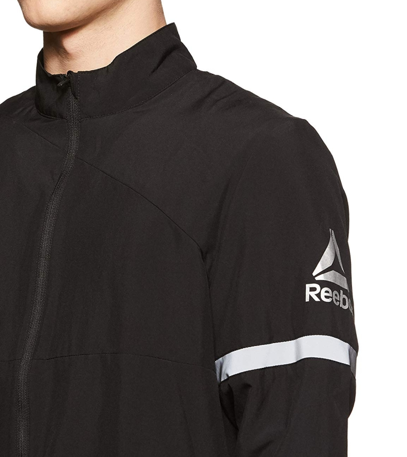 Pánská bunda REEBOK Run Woven Jacket