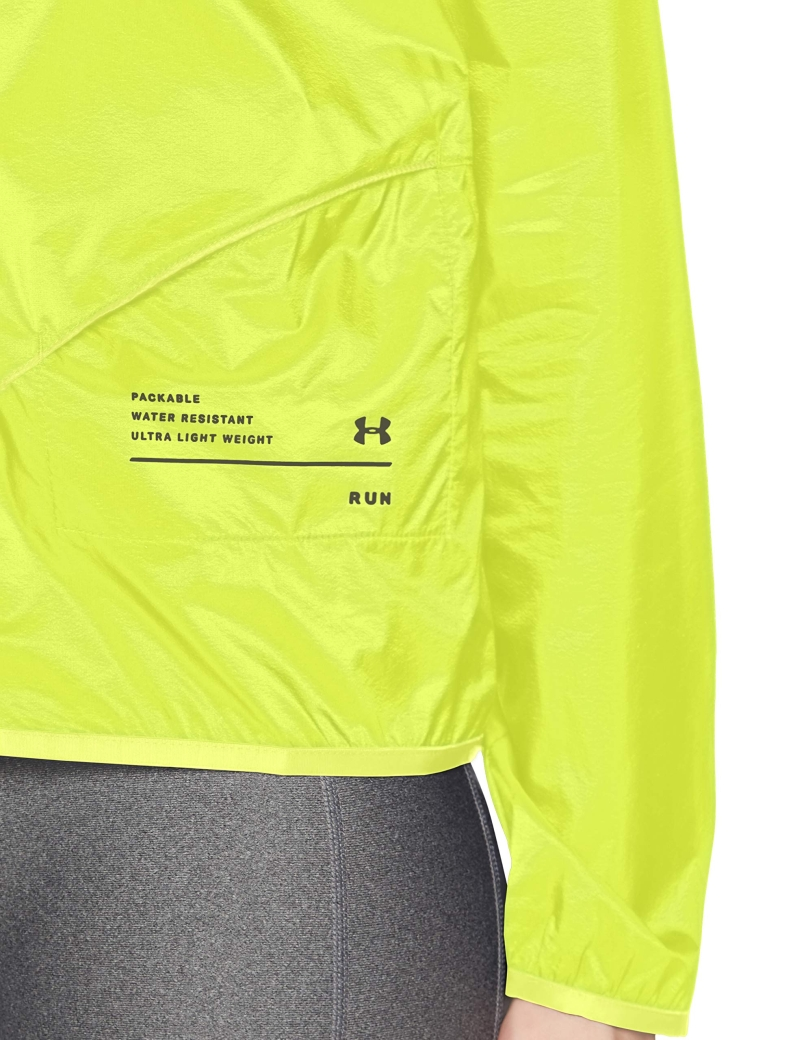 Dámská bunda UNDER ARMOUR Qualifier Storm Packable Jacket