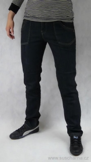 Dámské rifle Element Jeans Dismiss Rinse