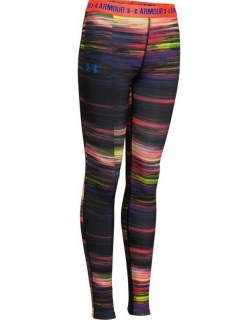 Dívčí legíny UNDER ARMOUR Hg Printed Leggings