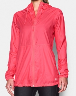 Dámská bunda UNDER ARMOUR Leeward Windbreaker Storm