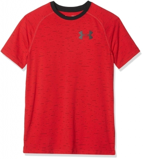 Chlapecké tričko UNDER ARMOUR Cotton Knit