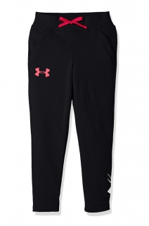 Dívčí tepláky UNDER ARMOUR Threadborne Terry Ankle Crop