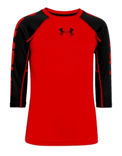 Chlapecké tričko UNDER ARMOUR Tech 3/4 sleeve