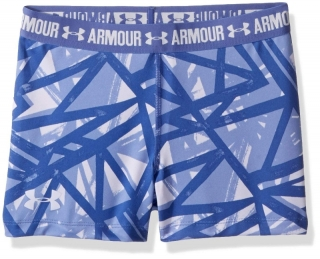 "Dívčí šortky UNDER ARMOUR 3"" Shorty"