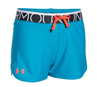 Dívčí šortky UNDER ARMOUR Play Up 2.0