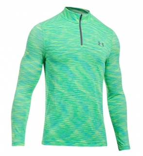 Pánské tričko UNDER ARMOUR Threadborne Seamless 1/4 Zip