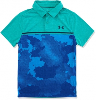Chlapecké tričko UNDER ARMOUR Threadborne Bunker Polo