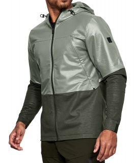 Pánská bunda UNDER ARMOUR Hybrid Windbreaker Jacket