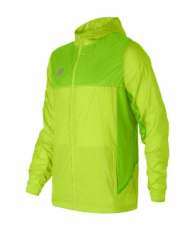 Pánská bunda NEW BALANCE Tech Training Rain Jacket