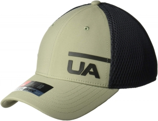 Pánská kšiltovka UNDER ARMOUR Train Spacer Mesh Cap
