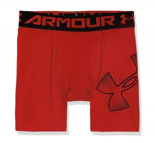 Chlapecké boxerky UNDER ARMOUR Mid Shorts