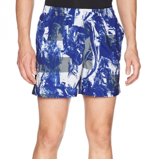 Pánské šortky UNDER ARMOUR Launch Sw 5'' Printed Short