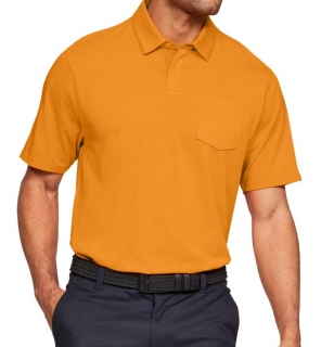 Pánské polo tričko UNDER ARMOUR Charged Cotton Scramble Polo Shirt