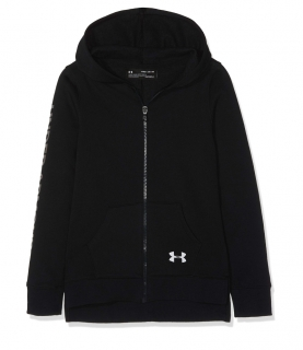 Dívčí mikina UNDER ARMOUR Rival Full Zip Hoody