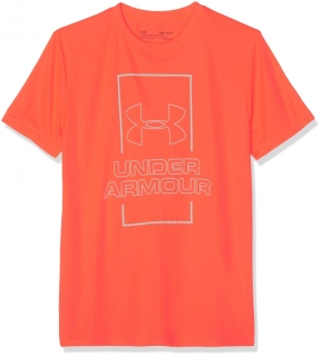 Chlapecké tričko UNDER ARMOUR Vertical Box Tee
