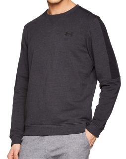 Pánská mikina UNDER ARMOUR Microthread Fleece Crew
