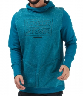Pánská mikina UNDER ARMOUR Baseline Fleece Po Hood