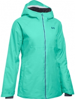 Dámská bunda UNDER ARMOUR Snowcrest Storm Infrared Jacket
